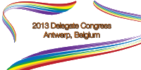 Gay and Lesbian International Sport Association 2013 Delegate Conference
